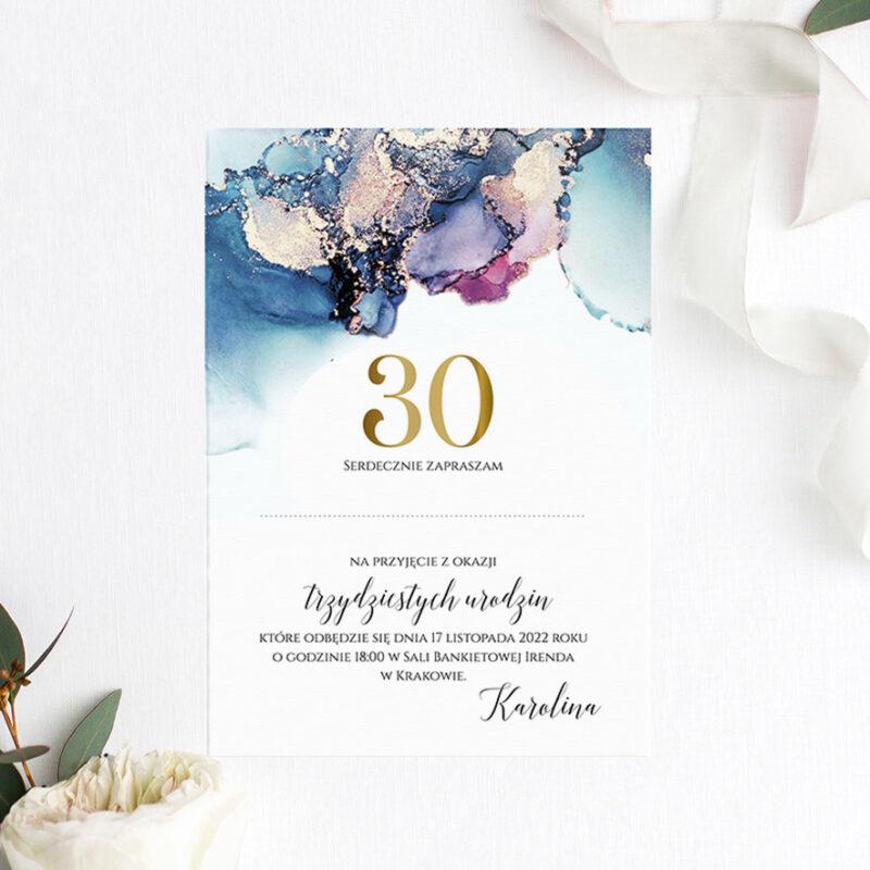 Zaproszenie na 30