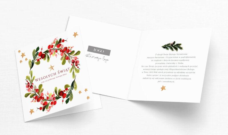 Drukarnia Kartki świąteczne - Paperstudio