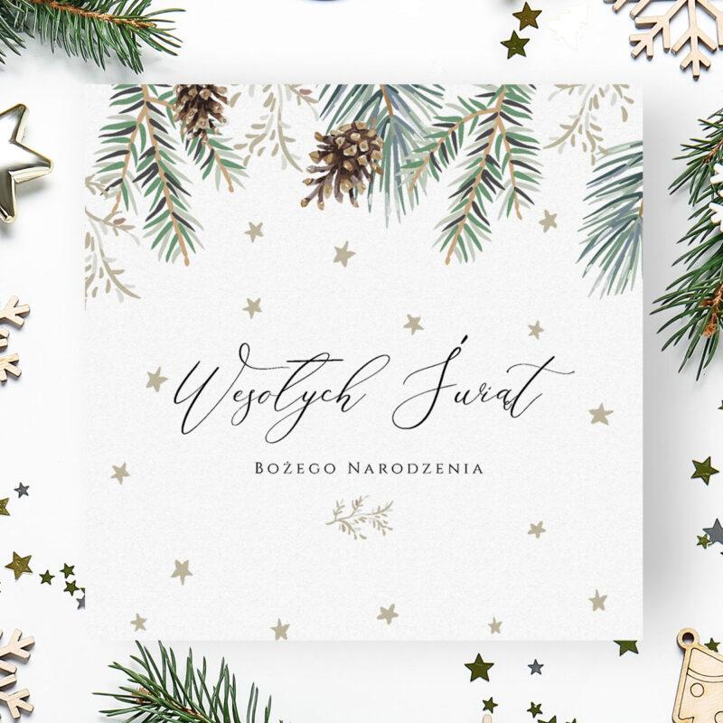 Kartki świąteczne paperstudio